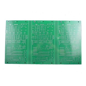 2 layer circuit board HASL Lead Free finish