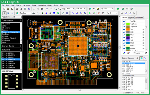 PCB Layout Service Available