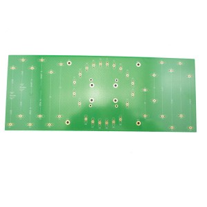 RF PCB ceramic substrate + FR4 substrate