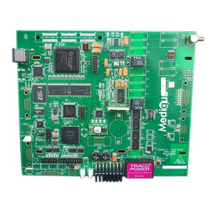 Ultrasound board gerd treatment board