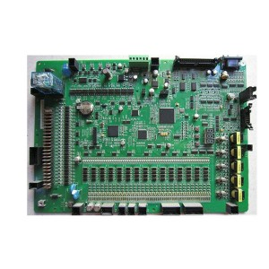 Industrial Control Board Full Turnkey Assembly