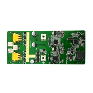 China Cheap Fr4 Pcb Assembly Manufacturers –  Instrument Circuit Board Assembly – KAISHENG
