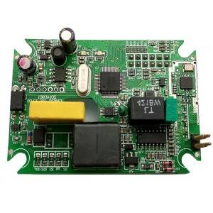 Vehicle Control Circuit Board Assembly
