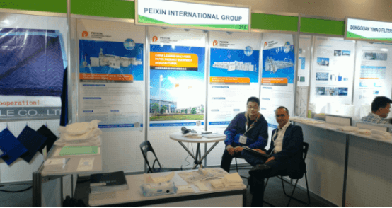 Lumahok si Peixin sa IDEA 2019 Non woven exhibition sa Miami USA