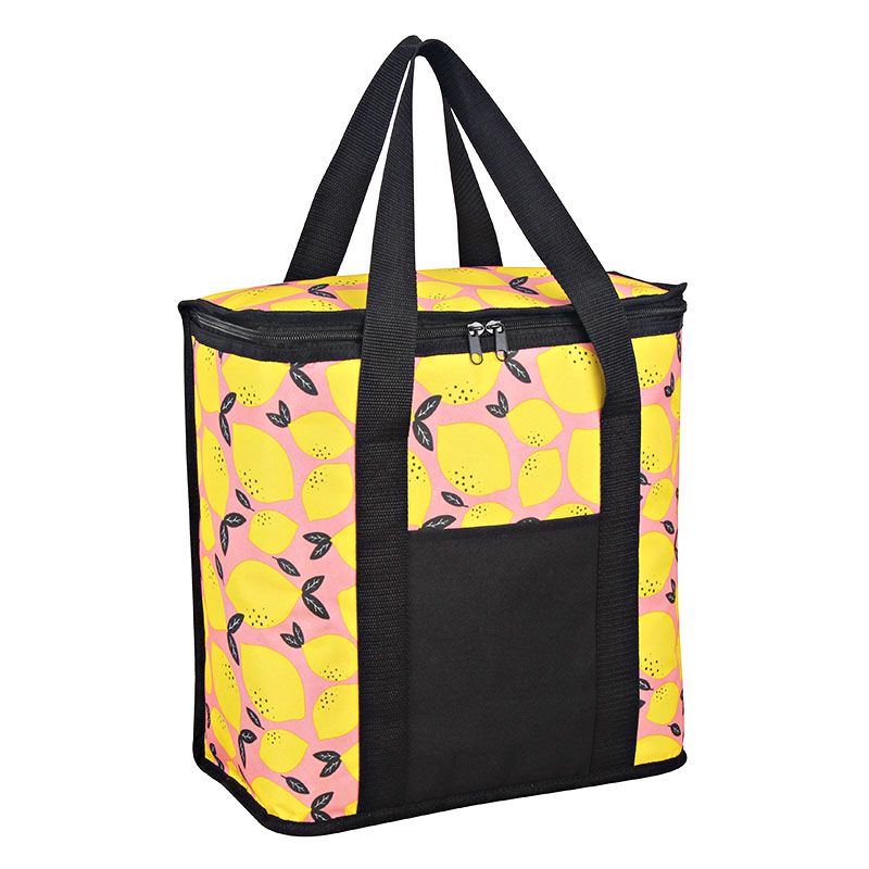 Polyester double handle Picnic cooler bag Featured Image