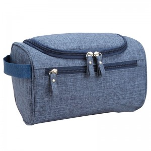 Small Cute Makeup Cosmetic Bag With Small Carrying Handle