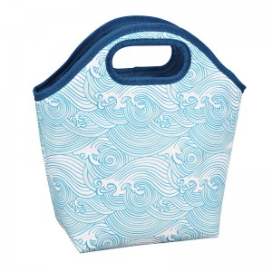 Custom insulated cooler bag reusable lunch bag for kids