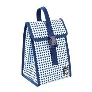 Polyester Canvas Lunch Bag with Fashion Design