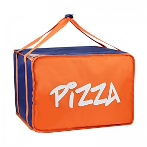 Waterproof food delivery bag for pizza