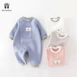 Long Sleeve Babies Track Suits PY-YR003