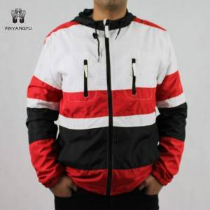 Fashion Trends Zip Hoodies Men Jacket PY-MJ005
