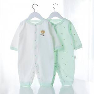 100% Cotton Trendy Baby Body Suit PY-YR007