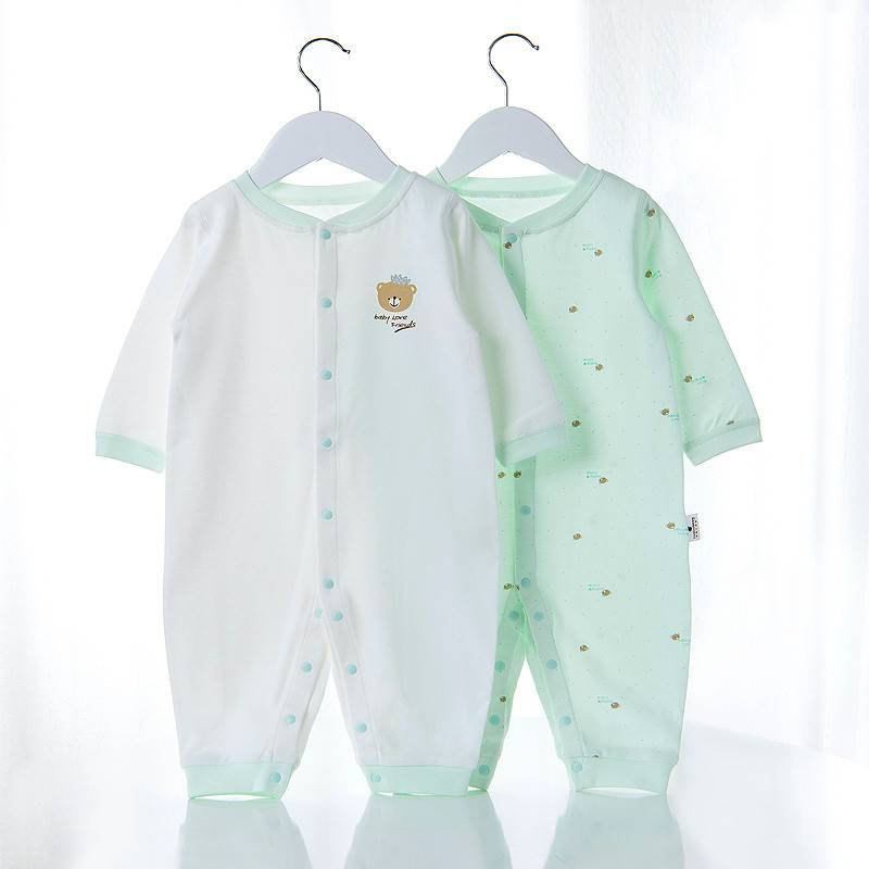 100% Cotton Trendy Baby Body Suit PY-YR007 Featured Image