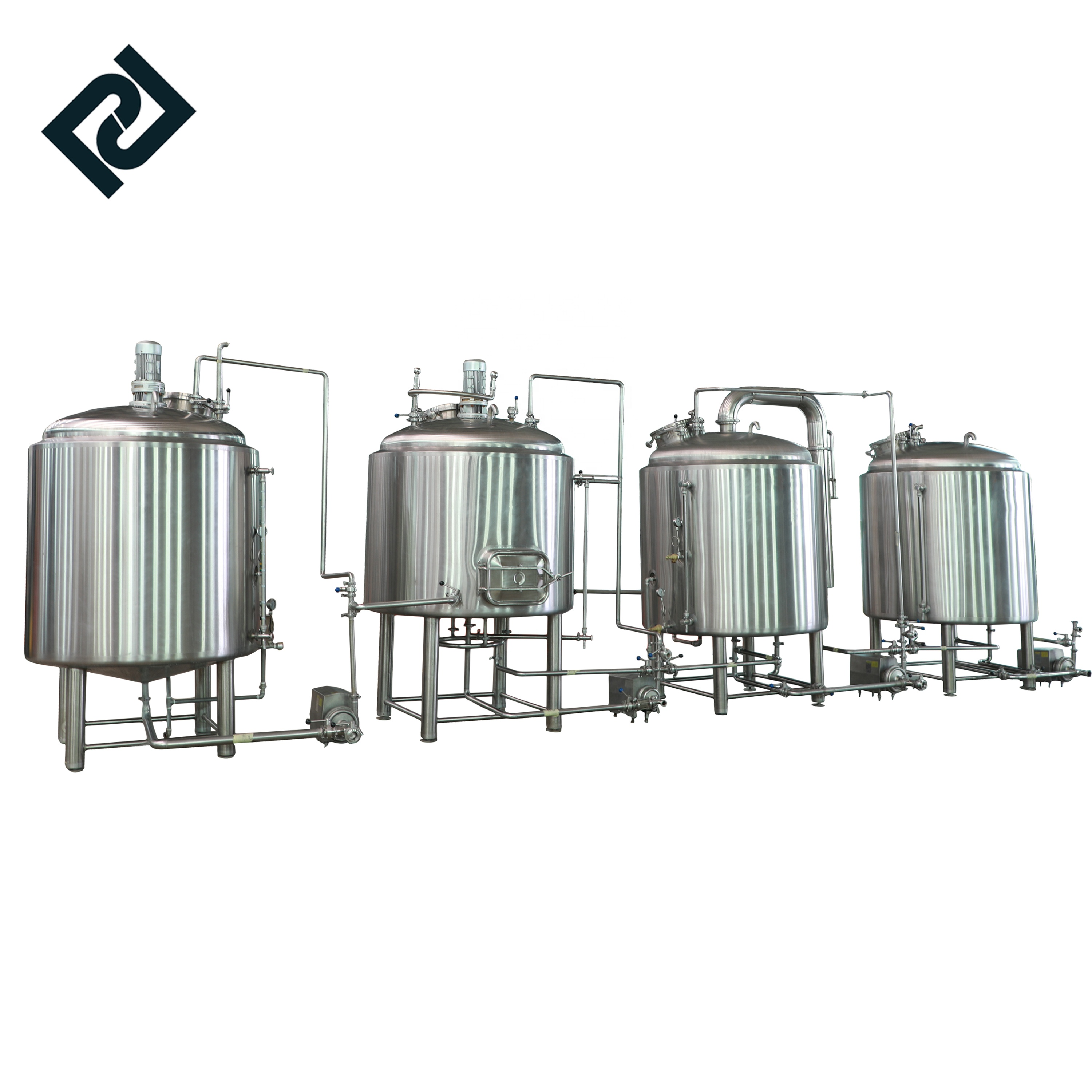 2020 high quality auto beer brewing equipment easy operation beer brewery system