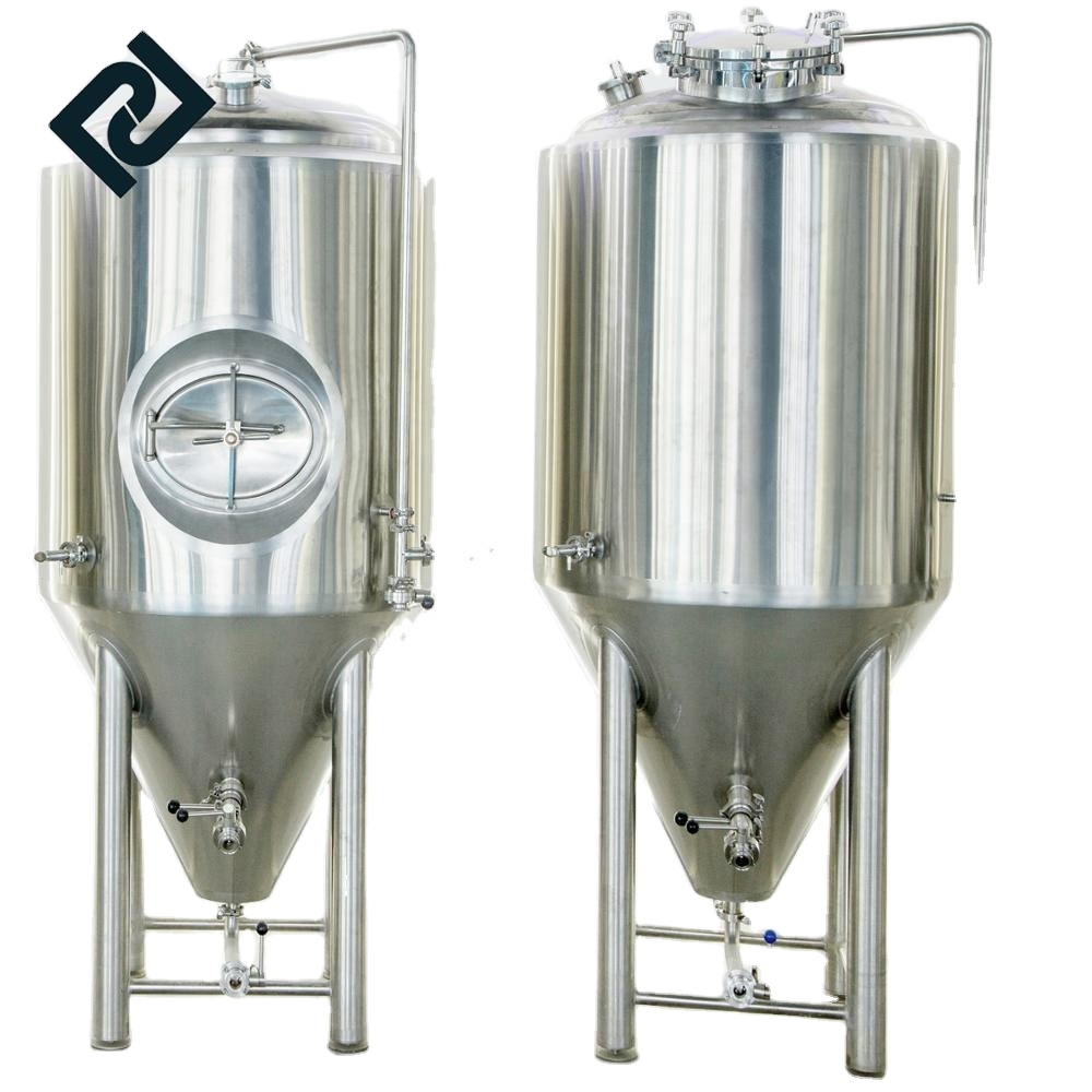 5000L 6000L stainless steel beer concial fermenter fermentation tank