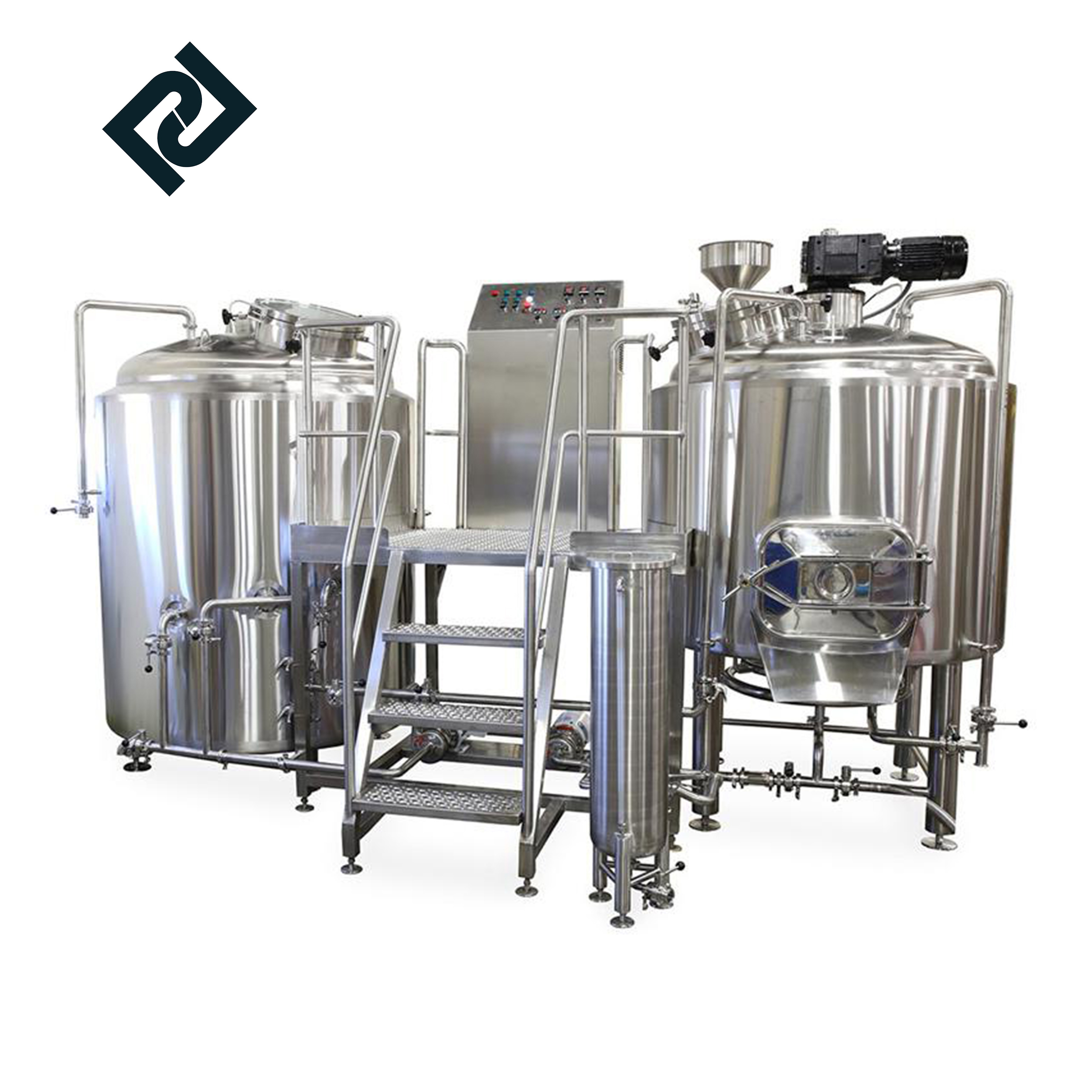 5BBL stainless steel 304/316 brewhouse commerical beer brewing for micro brewery