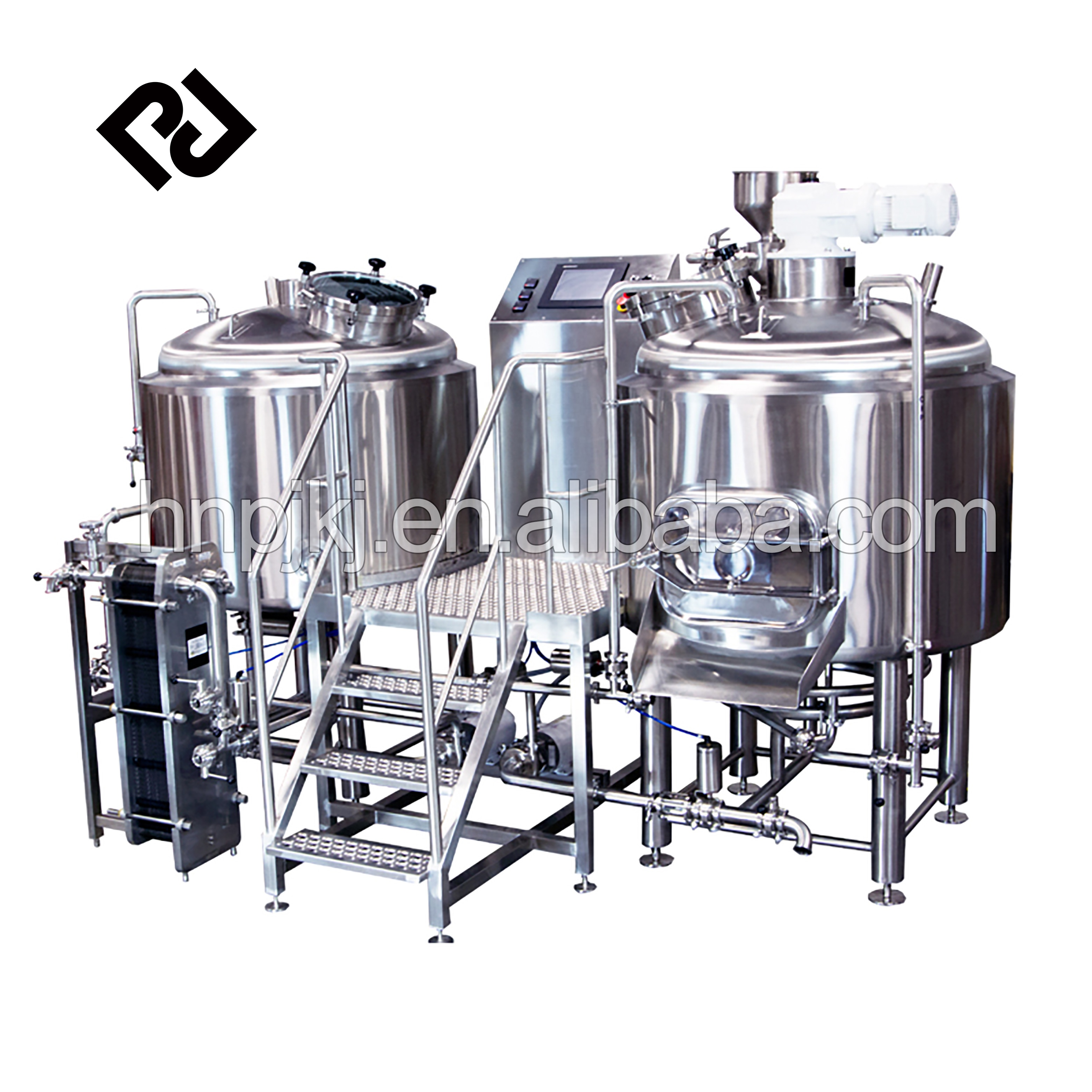 Complete commercial  beer brewing equipment for sale