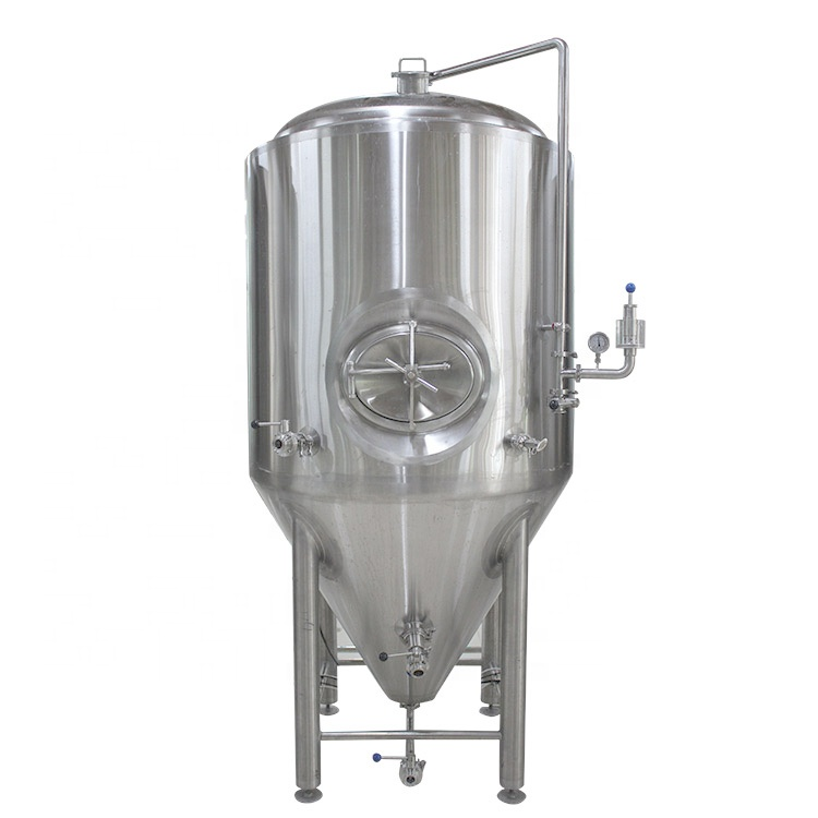 2000l turnkey plant beer machine fermenting equipment home beer brewing