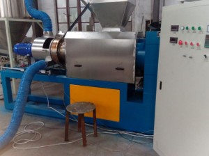 PE/PP film squeezing machine