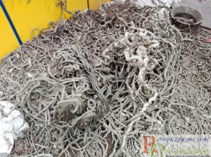 paper factory messy material squeezing machine