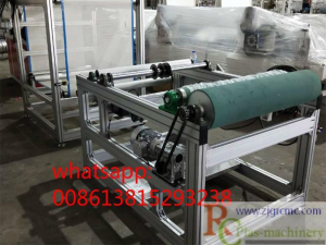 PP melt blown extrusion line