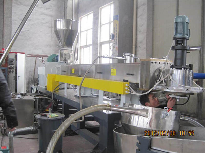 parallel twin screw extruder Featured Image
