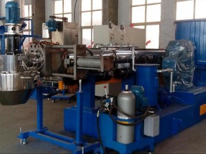 single-screw pelletizing machine
