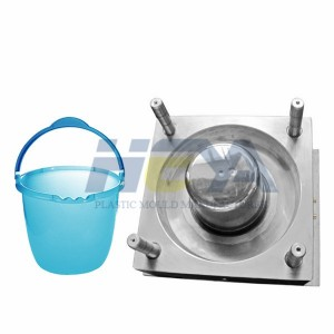 Water Bucket Injection Molds