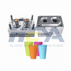 Cup Injection Mould