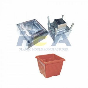 Agriculture Flower Pot Injection Mould