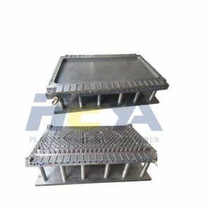 Plastic Desk Mould