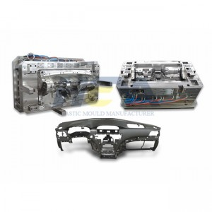 Car Part Injection Mould