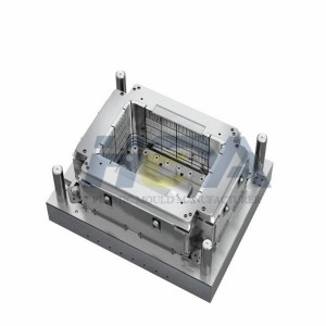 Seafood Crate Mould