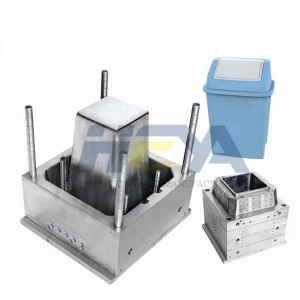 Home Use Waste Bin Plastic Mould