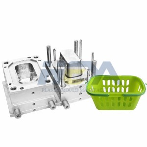 Shopping Basket Molds