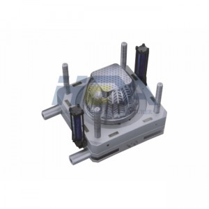 Plastic Fruit Basket Mould