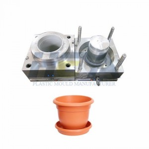 Plant Pots Indoor Injection Moulds