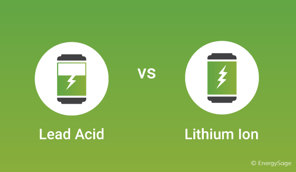 lithium battery VS lead-acid battery, which one Better?