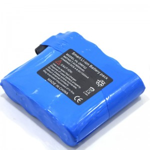 OEM/ ODM IP67 7.4V 5200mAh Smart Rechargeable Polymer Lithium Battery for Heating Suit Heating Shoes Heating Clothes