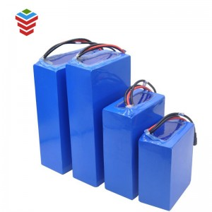 Hot sell 36V 9AH/10Ah/13.6Ah/17Ah 20Ah lithium ion rechargeable BMS built inside battery pack