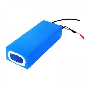 Rechargeable lithium ion battery 48V 20Ah for Electric Bike /E-scooter/E-skateboard with factory price