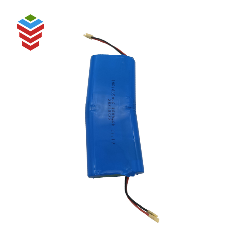 Factory price 11.1v 4.4ah 3S 18650 battery pack for ventilator,CPAP,Electric welding helmet etc. Featured Image
