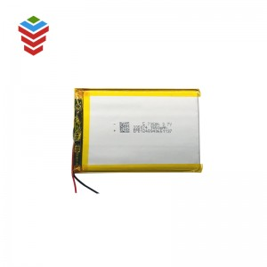 335074 3.7v 1550mah rechargeable Li-po battery for thermometer