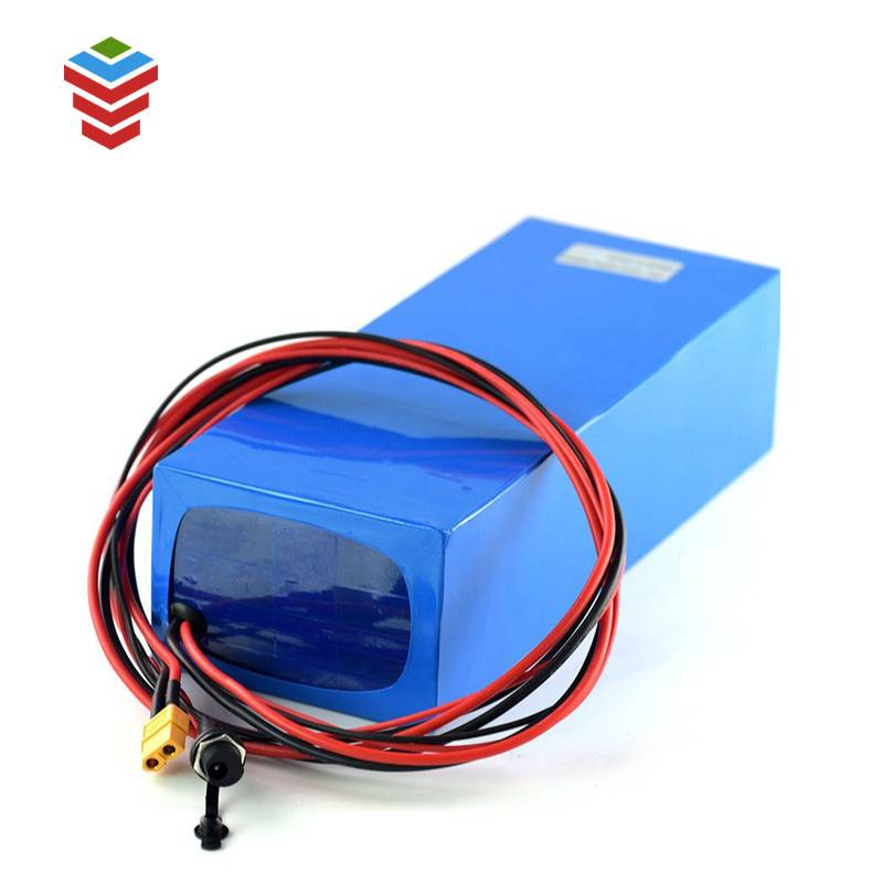 Hot sell 36V 9AH/10Ah/13.6Ah/17Ah 20Ah lithium ion rechargeable BMS built inside battery pack Featured Image