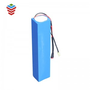 wholesales lithium ion  battery pack 60v 16S 48v 13s 36v 10s 15Ah/20Ah/30Ah for E-sctooter