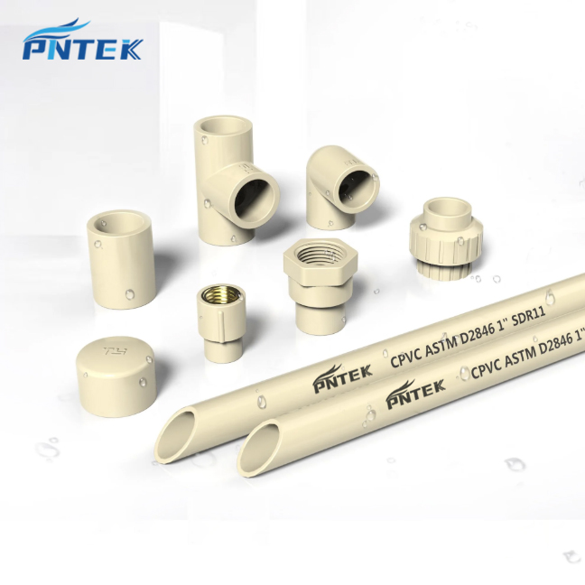 CPVC valves and fittings