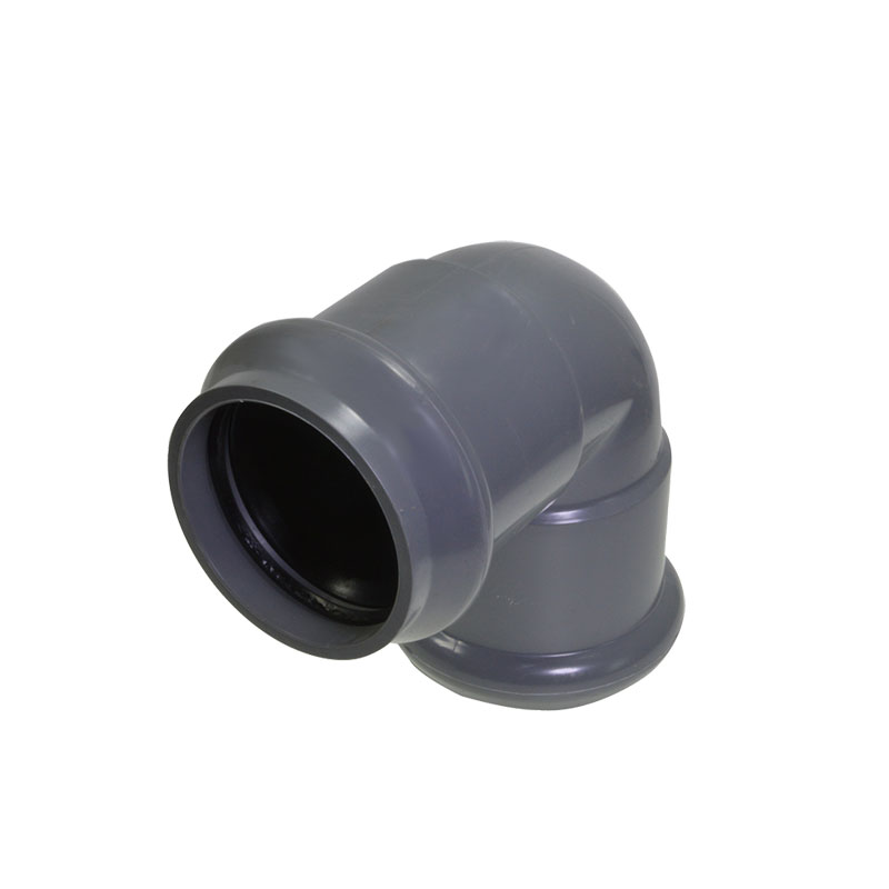 DIN standard pvc fittings with rubber ring joint