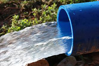 Plastic pipes bring new markets to the building materials market