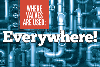 Where Valves Are Used