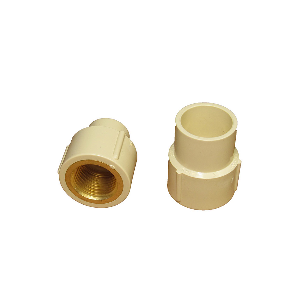 CPVC fittings with brass insert Featured Image